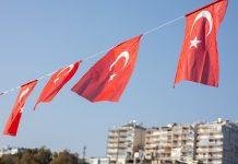 Турция забрана