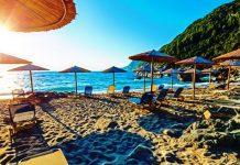 гръцките плажове