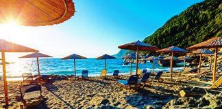 гърция действащи ограничения гръцките плажове гърция ограничения