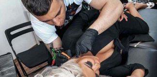 Андреа татуировка