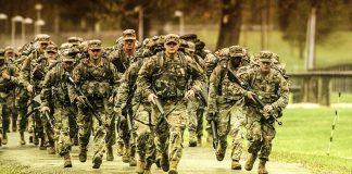 военните в Германия
