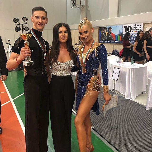 Юлия Порязова - първата българка в турски сериал, разказва за любовта към танците и спорта