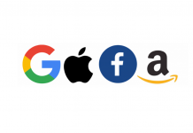 Amazon Facebook Apple Alphabet