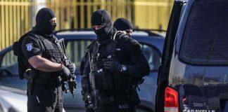 полицейско присъствие в квартал Симеоново