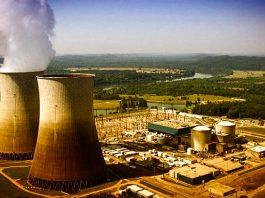 радиация в Европа