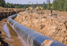 Газопроводът България-Гърция