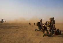 изтеглянето от Афганистан