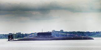 руски подводници