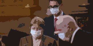 носенето на маски