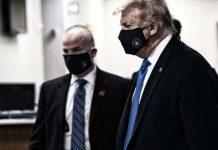 Тръмп маска