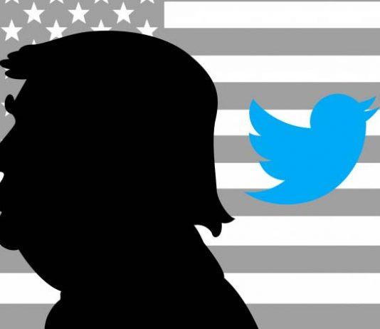 Туитър изтри Доналд Тръмп twitter