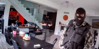 акция в дома на Илия Златанов