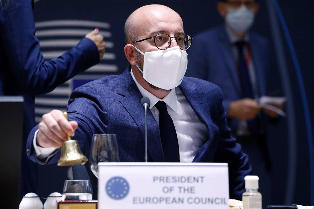ЕС лидерите се споразумяха за бюджета