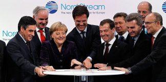 Европа руските енергийни проекти