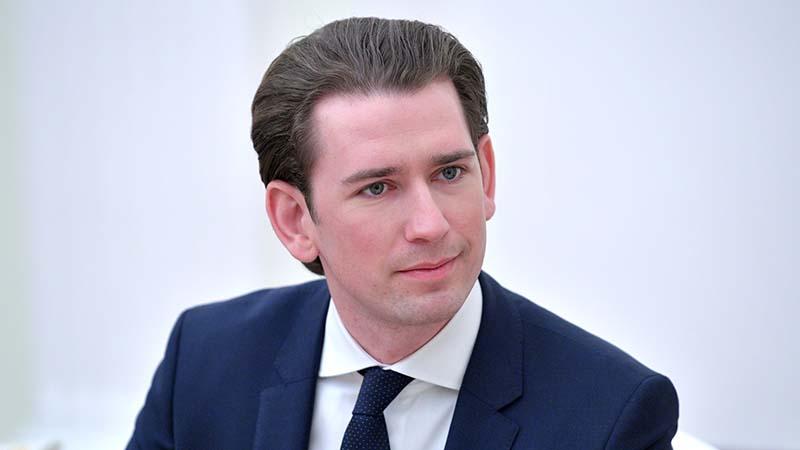 Курц оставка затвор Австрия Спутник предупреждение