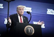 Доналд Тръмп цензуриран мерки Джо Байдън