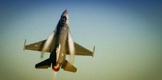 Турция прихвана F-16