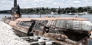 българска подводница