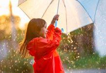 дъжд България
