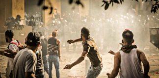 протести Бейрут