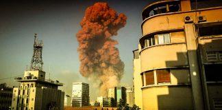 Бейрут експлозии