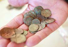 Най-старата монета намирана в България