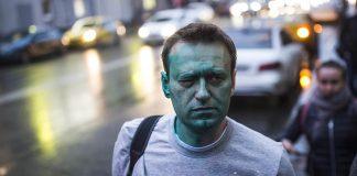 Германия Алексей Навални навални новичок