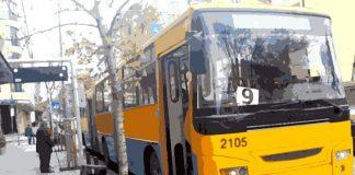 Aгресия в градския транспорт