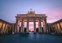 Германия зеления списък