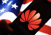 САЩ Huawei