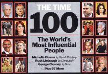 100-те най-влиятелни личности в света