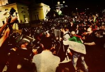 протест сдвр