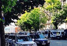 полиция Великото народно въстание