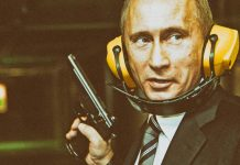 санкции готвача на Путин