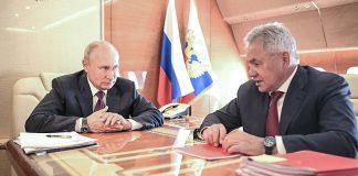 НАТО до руските граници Путин ракети