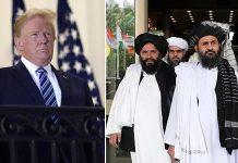 Тръмп талибани