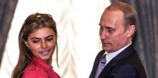 Любовницата на Путин