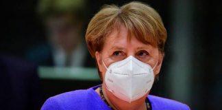 коронавирус в Германия Меркел