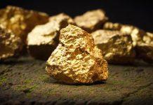 злато Средна гора
