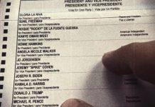 президентски избори в САЩ