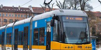 трамвая от Прага