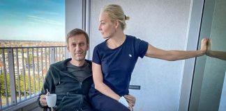 САЩ Навални