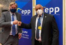 Борисов пристигна в Брюксел