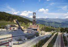 добив на злато в България