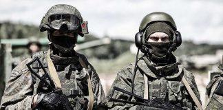руски военни Ереван
