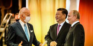 Вашингтон Пекин поздравите към Джо Байдън Путин