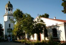 манастира в Поморие