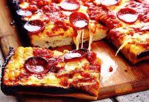Пица Детройт