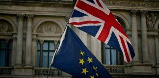 ЕС Великобритания търговско споразумение споразумение