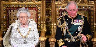 Елизабет II ще се оттегли интервюто Меган Маркъл